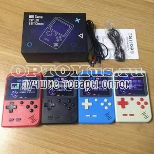 Портативная игровая консоль G1 game 168 игр оптом