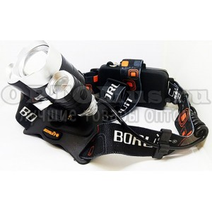 Налобный фонарь High power HL-8212B оптом