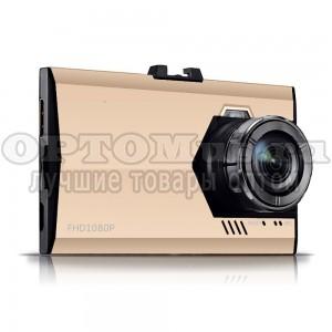 Автомобильный видеорегистратор Car Camcorder Full HD 1080 с гранями оптом
