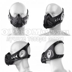Тренировочная маска Fobro sport mask 3 оптом
