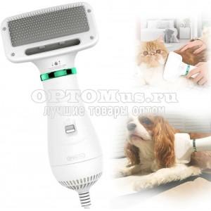 Фен - Расческа Pet Grooming Dryer оптом.