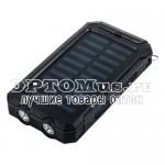 Аккумулятор на солнечной батарее Power Box USB