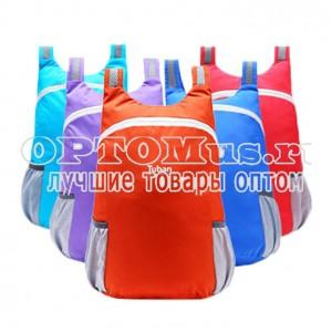 Водонепроницаемый легкий складной рюкзак для поездок и туризма Tuban оптом