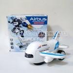 Светящийся самолет-трансформер Airbus