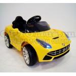 Электромобиль Ferrari O222OO (кожа) с дистанционным управлением