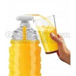 Насадка на бутылку для удобной подачи напитков