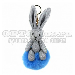Брелок (кролик на шаре) оптом