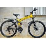 Велосипед LandRover (GreenBike) с блокировкой спицы