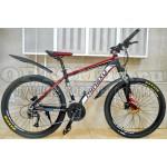 Велосипед MingXU (гидравлика) спицы