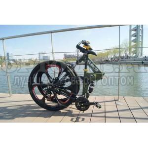 Велосипед на литых дисках оптом