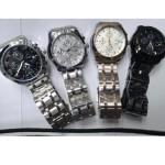 Часы Tissot на железном ремешке