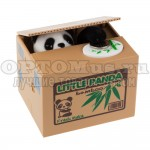 Детская копилка Little Panda для монет