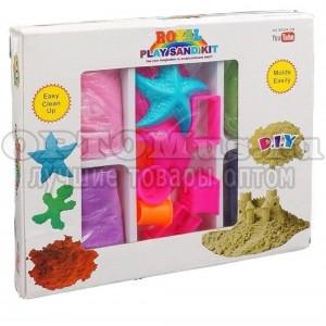 Кинетический живой песок Kinetic Sand 1кг оптом