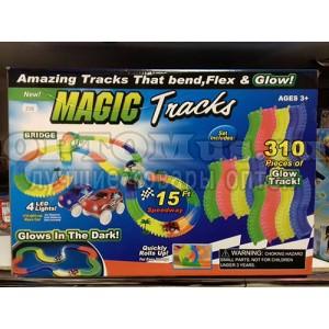 Magic Tracks 310 деталей оптом
