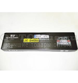 Камера заднего вида в рамке номера JX-9488 оптом