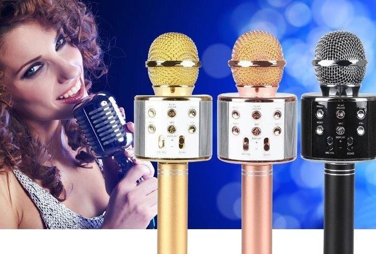 караоке микрофоны оптом